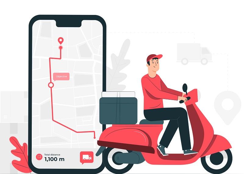 aplicativo próprio de delivery